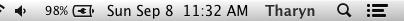 mac date