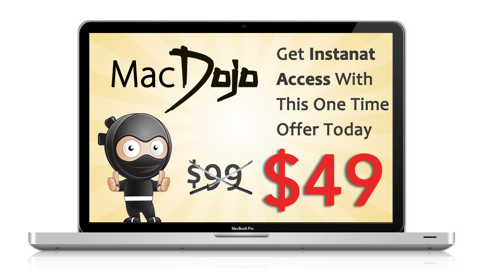 Buy Mac Dojo